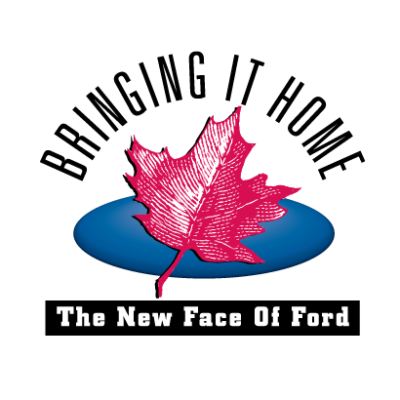 Ford Canada New Model Launch Logo